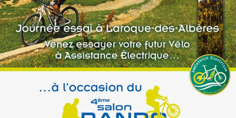 Essai de Vélos à Assistance Electrique