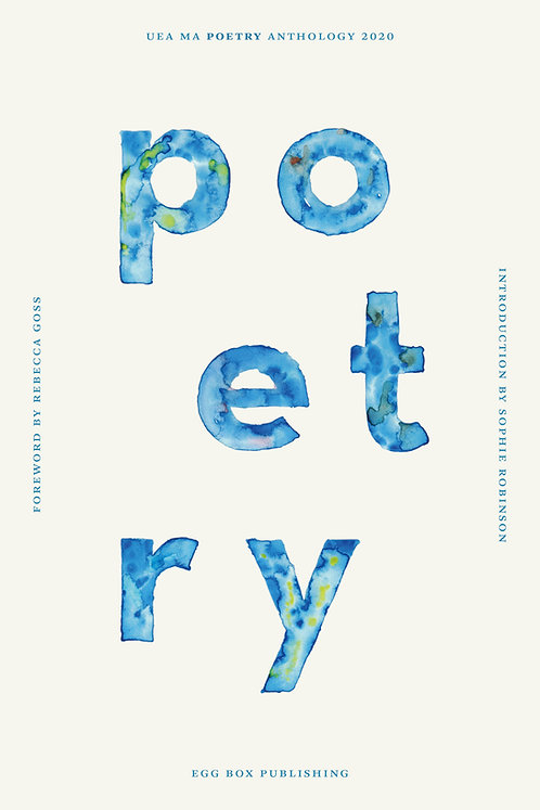 UEA MA Poetry Anthology 2020
