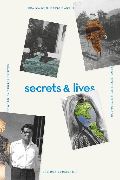 Secrets & Lives: UEA MA Non-Fiction Anthology 2020