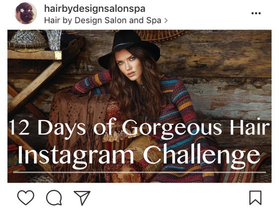 HBYD Instagram Challenge