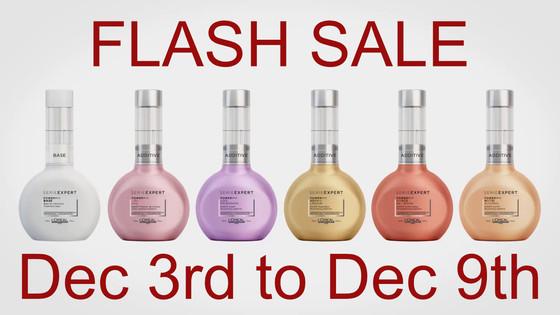 December Flash Sale