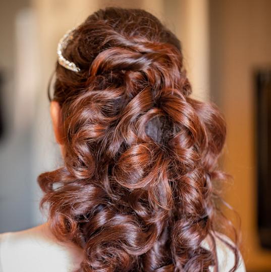 Hair and Makeup Wedding