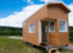 Tiny House Menuiserie REYNAUD