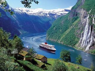 Norveç Fiyortları Turu