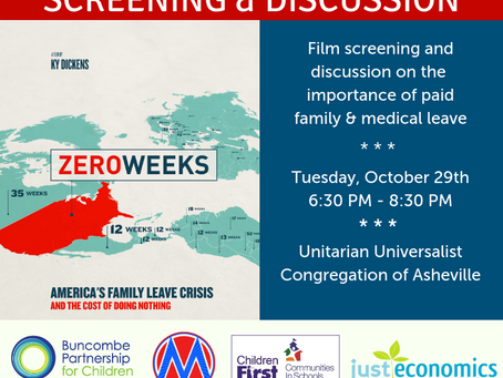 ZERO WEEKS FILM SCREENING AND DISCUSSION
