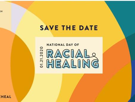 National Day of Racial Healing Encourages Understanding and Addressing Stark Health Inequities