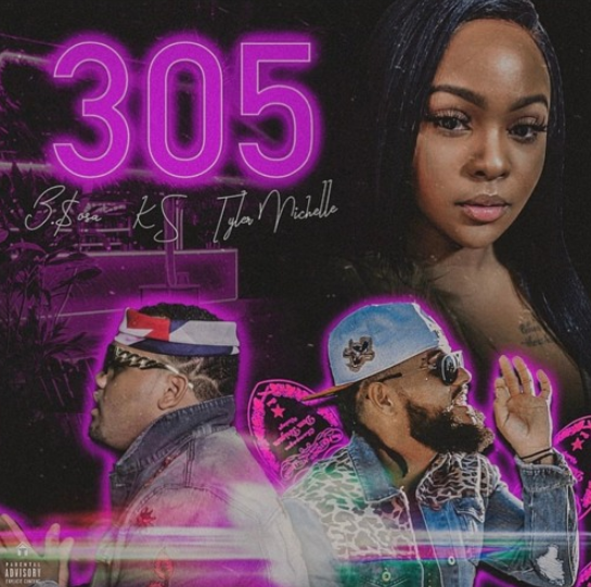 B.$osa, KS & Tyler Michelle, Bring the Miami Vibes to Every Part of the Country