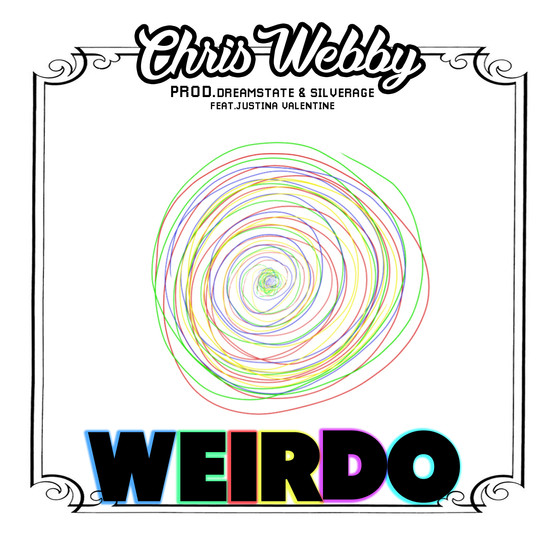 "Chris Webby & Justina Valentine let us know that sometimes being a ""Weirdo"" is accepta"