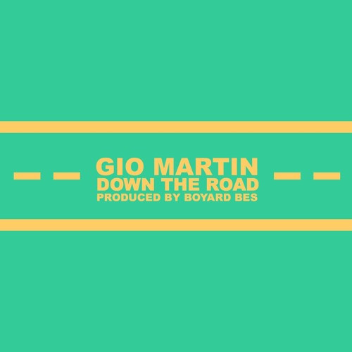 """Gio Martin Takes Us """"Down the Road"""" to Memory Lane with His New Single. """"A Love Song"""