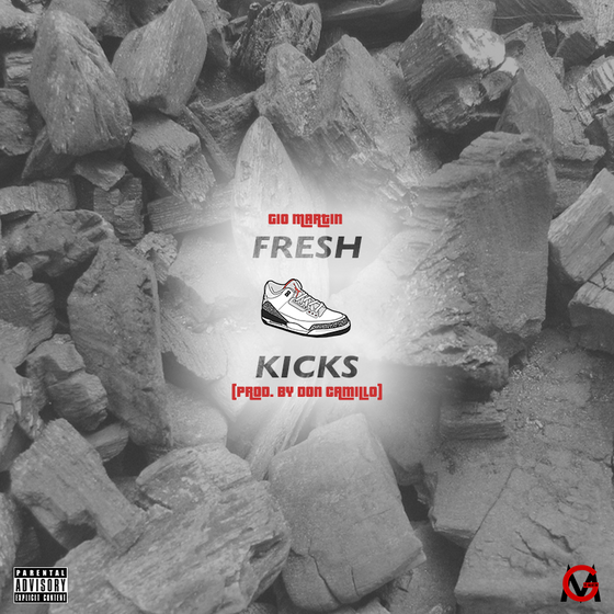 "Gio Martin & Austrian producer Don Camillo team up for new single ""Fresh Kicks"""