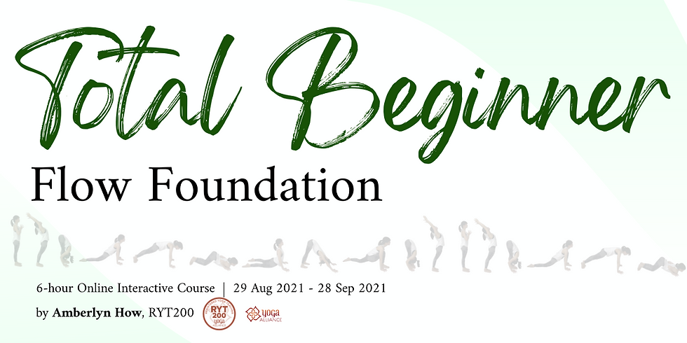 Total Beginner Flow Foundation