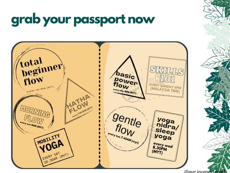 Your Passport to Wellness