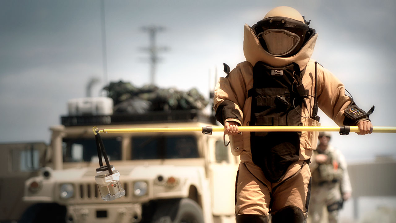 Explosive Ordanance Disposal