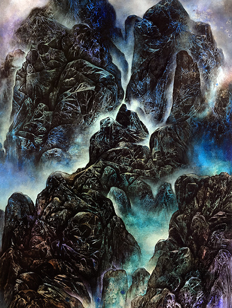 Nocturne Mountain