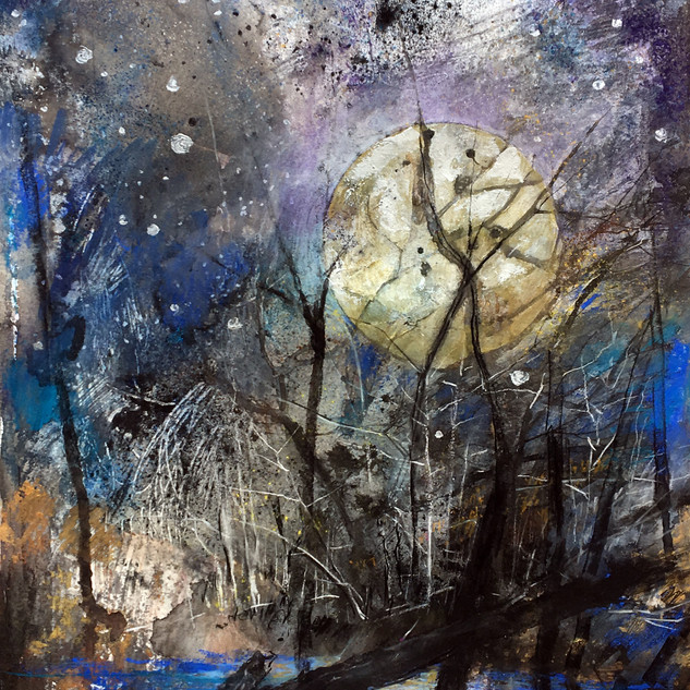 "Untitled: ""Moon"""