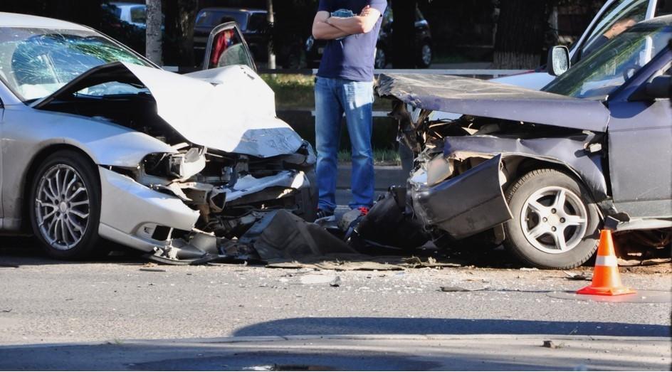 תאונת דרכים עם נפגעים.