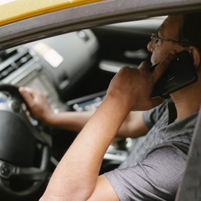 """דו""""ח על שימוש בטלפון נייד בזמן נהיגה – המותר והאסור"""