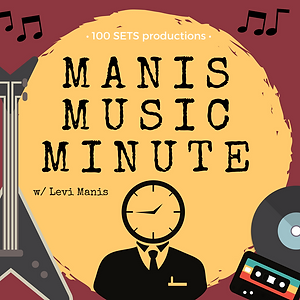 Manis Music Minute Podcast