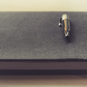 The First Step to Becoming a Writer