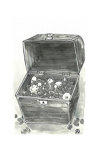 21 - Treasure & Blood