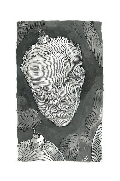 17 - Ornament & Face