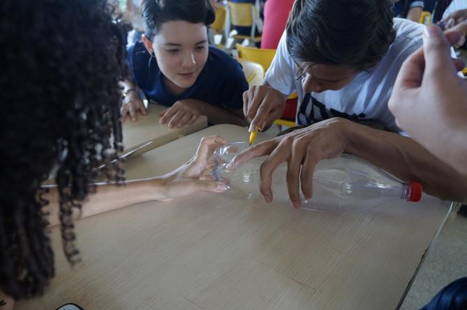 EEZA: Como o Escola Espacial impactou os alunos do CEM 3 - Gama