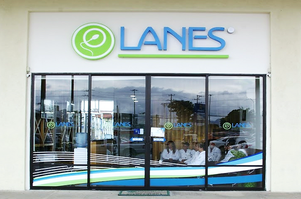 Laboratorios Lanes Sucursal Villaflores, Chiapas