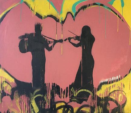 """""""Duet""""  by NICHOLAS SCHMIDT"""