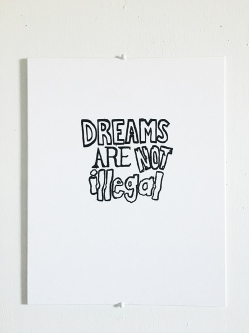 Dreams Are Not Illegal