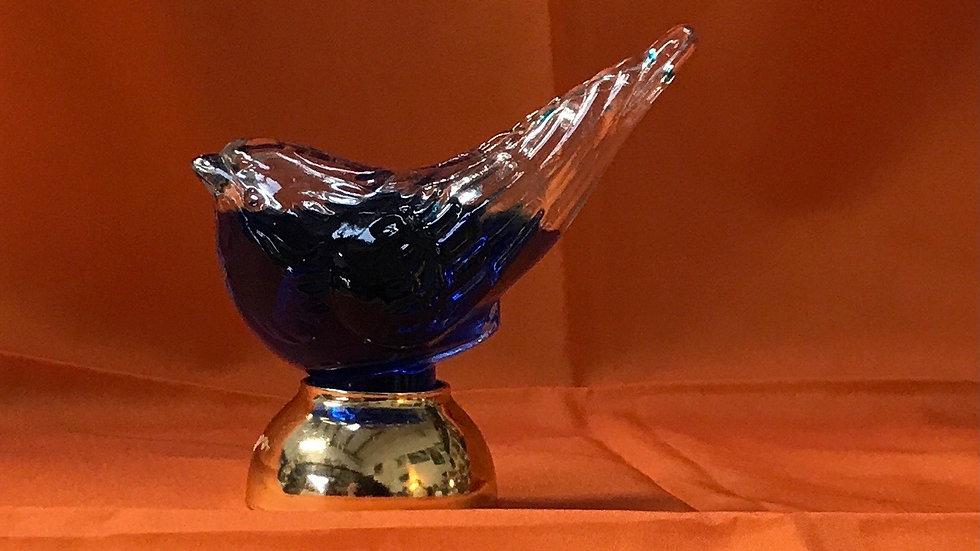 Collectable Vintage Avon Song Bird Cotillon Cologne Bottle