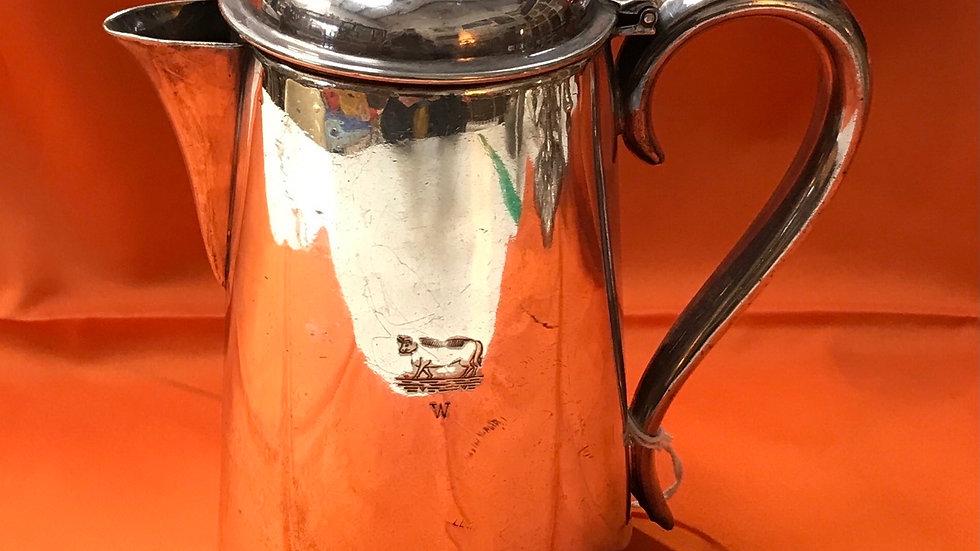 Vintage Elkington Plate Silver Plated 1 1/2pt Water/Coffee Pot