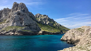 Calanque production services south of france