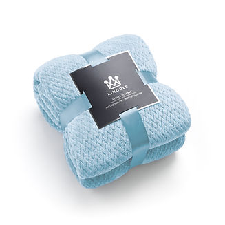Kingole-Jacquard-Blanket-6127-BabyBlue.j