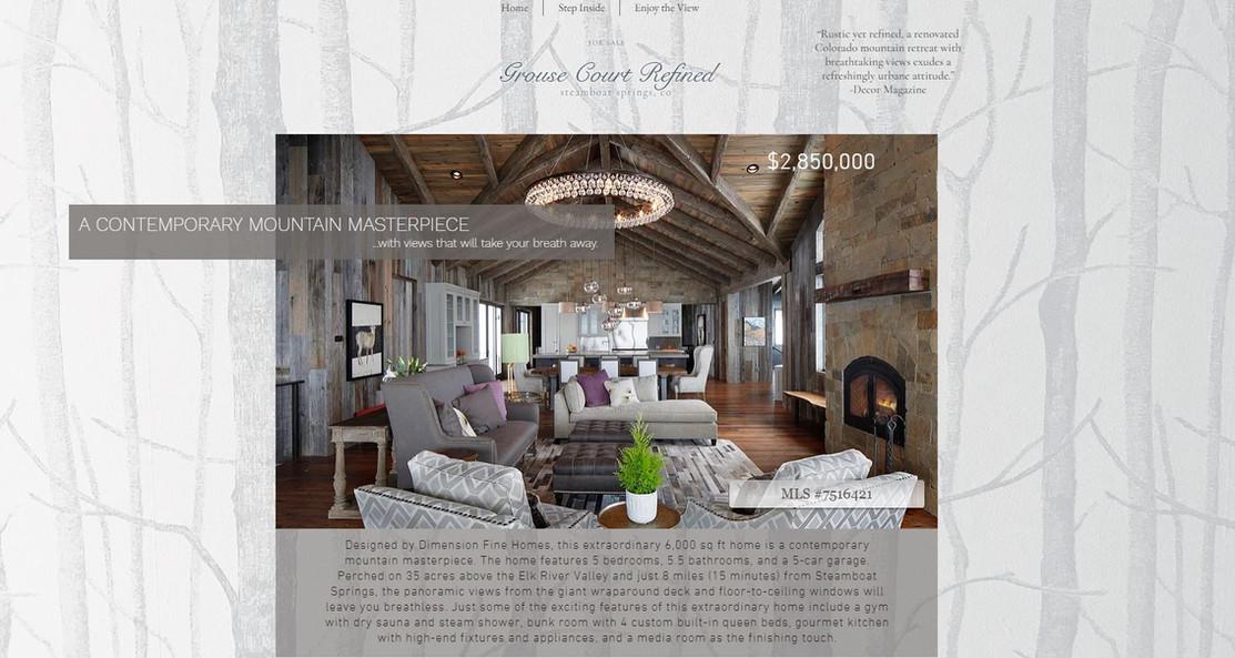 Grouse Court Website