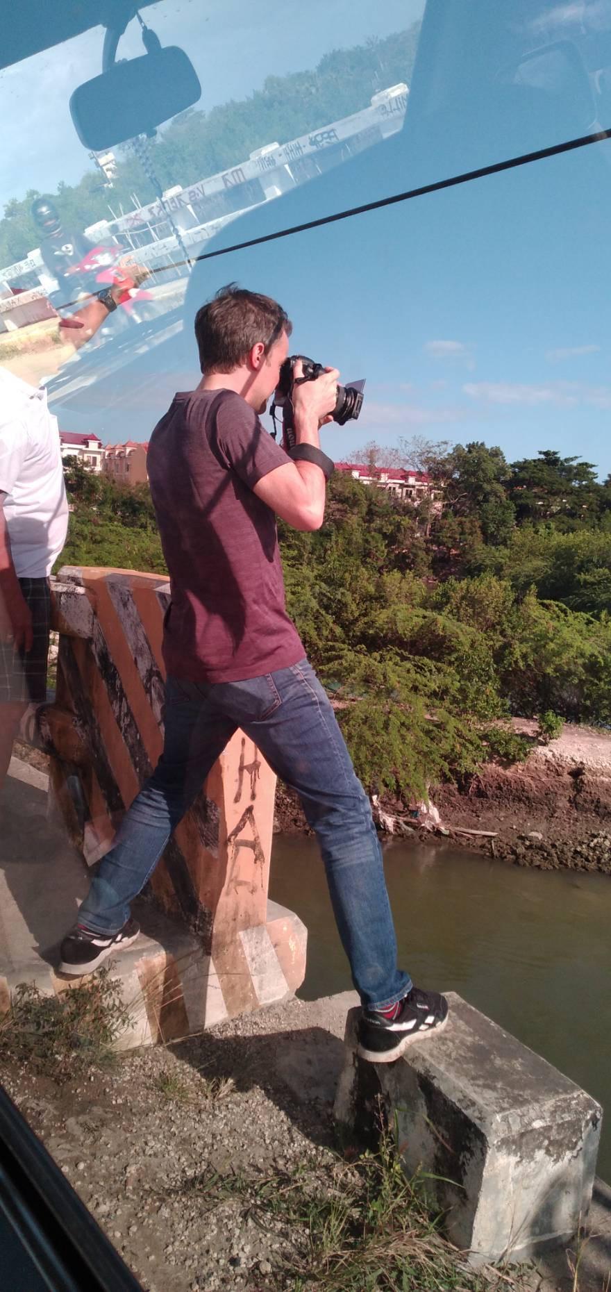 Shooting in Cebu