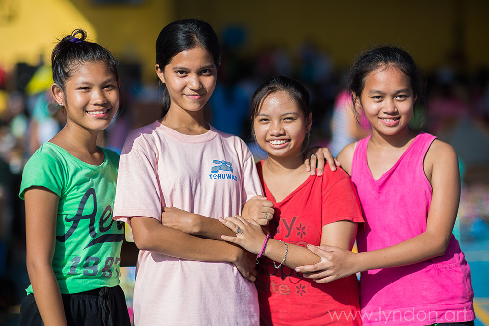 Friendships at Tabok provide comfort and support.