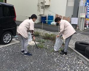 社外清掃2018