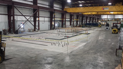 Ready for Equipment Installation