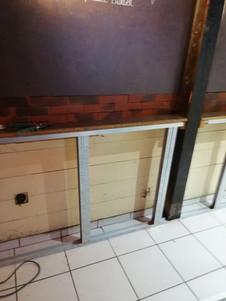 renovation intérieure de restaurant benodet