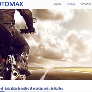 Motomax Nantes, vente & réparation de moto à Nantes