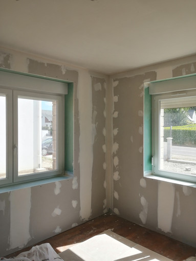 installation de fenêtre renovation interieure quimper