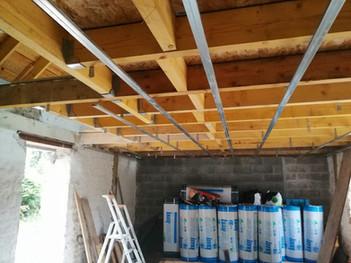 isolation renovation extension maison quimper plaquiste a2bs