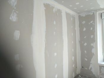 plaquiste placo renovation maison chambre douarnenez