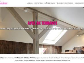 Création site internet Web Maitre d'œuvre Nantes 44 Diagnostique Immobilier avant achat Quimper 29