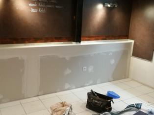 suite rénovation restaurant benodet
