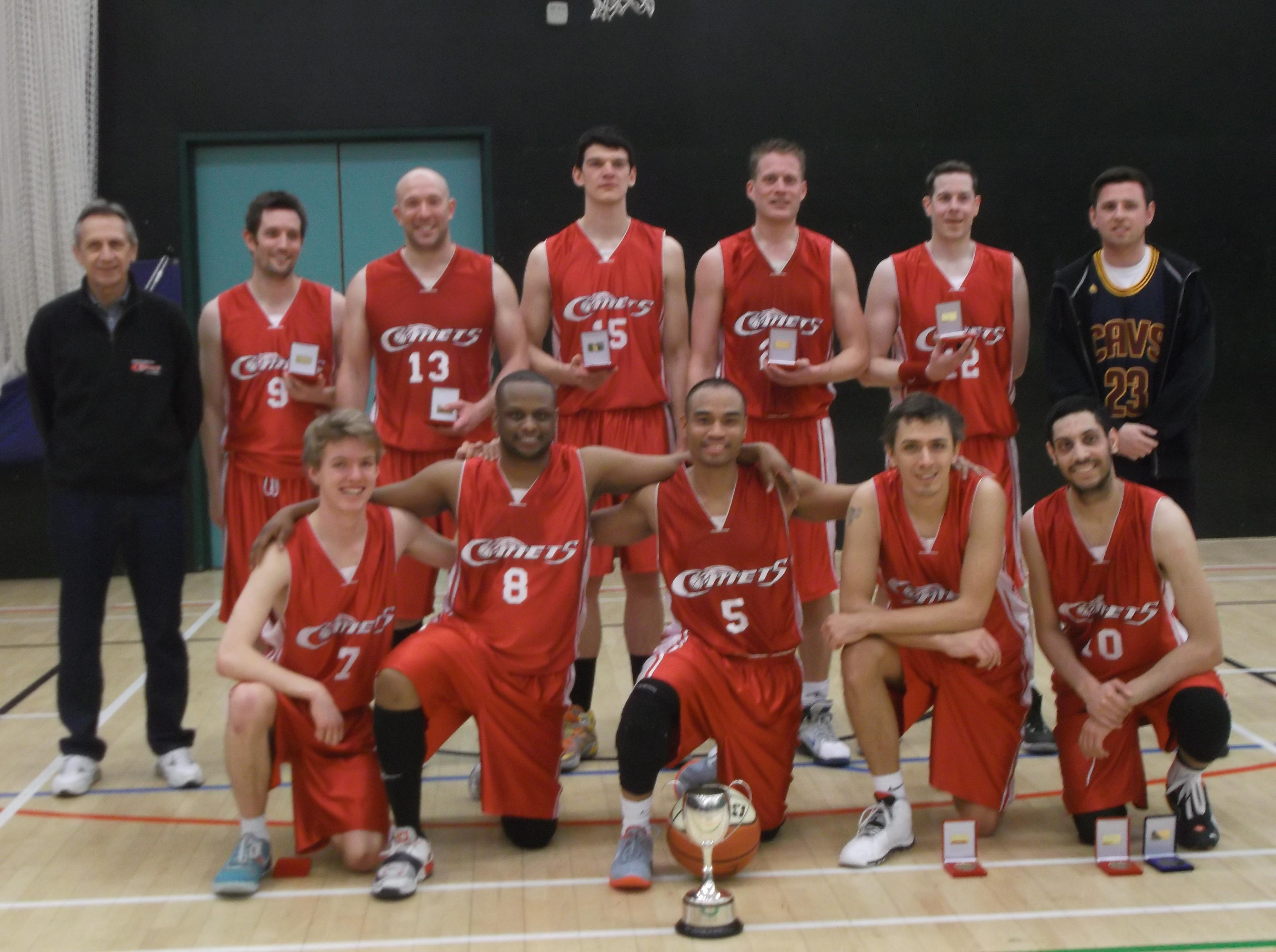 2016 Cup Final Winners
