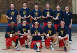 2016 Warrior Tournament Winners