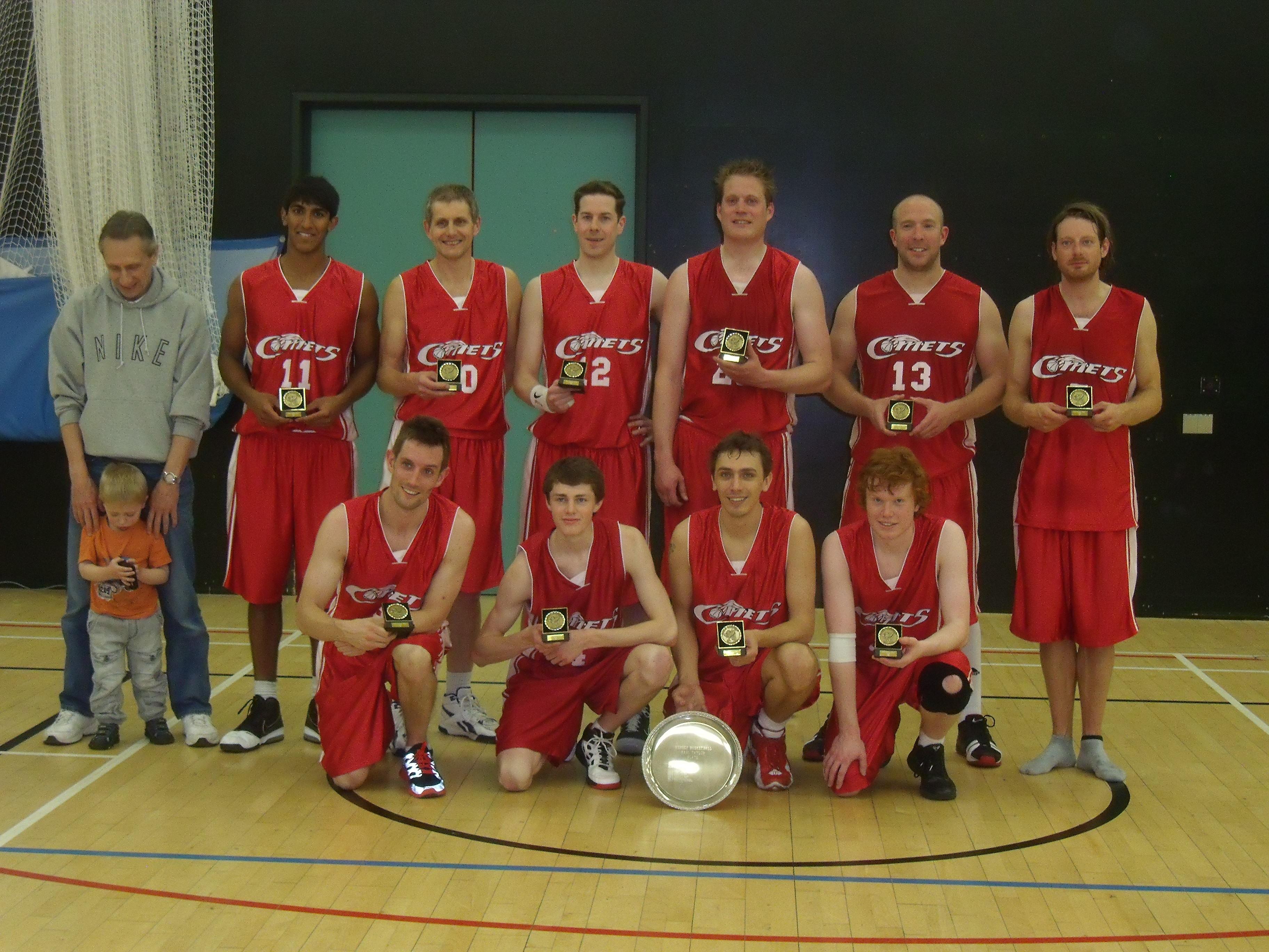 2012 Plate Final Winners