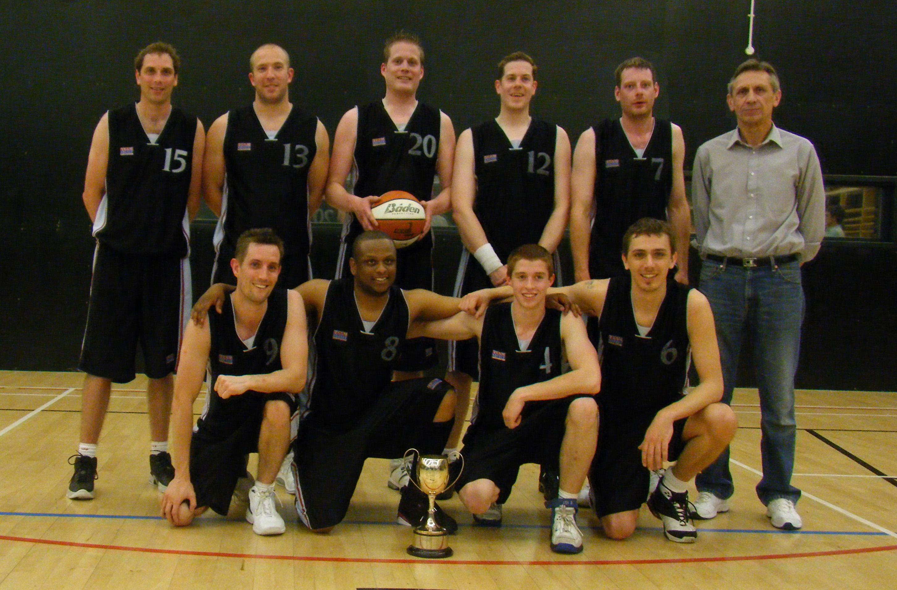 2009 Cup Final Winners