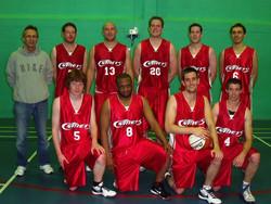 2010 Senior Men